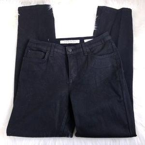 Jones New York Bryant Park Slim Black Pants Size 8